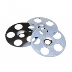 Washers for installing Imperboard panels